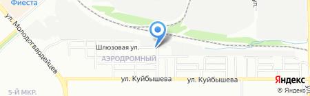 Avtocheling на карте Челябинска