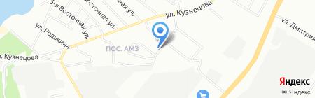 Вкусные продукты на карте Челябинска
