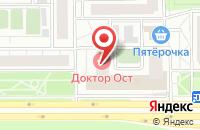 Схема проезда до компании Восточные Ворота в Челябинске