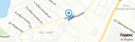 Аутсорсинговая компания на карте Челябинска