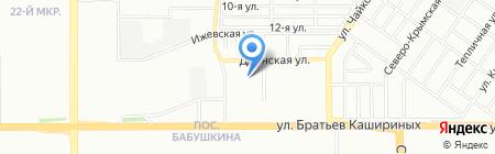 Sofi на карте Челябинска