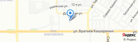 Клиника репродуктивной медицины на карте Челябинска