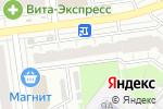 Схема проезда до компании Капитошка в Челябинске