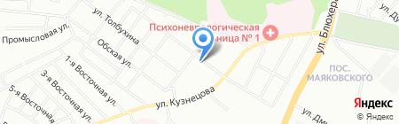 Гастрономчик на карте Челябинска