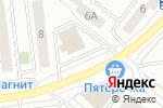 Схема проезда до компании Spar Экспресс в Челябинске
