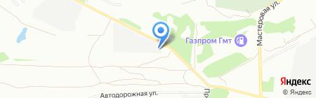 Северо-Западный на карте Челябинска