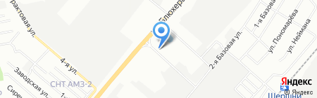 Bitstop на карте Челябинска