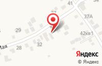 Схема проезда до компании ЮНИКОМ в Казанцево