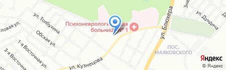Иванна Стиль на карте Челябинска