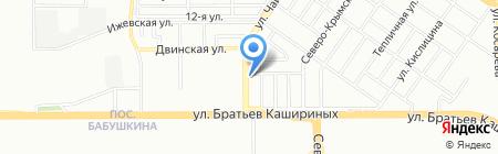 А-Профиль на карте Челябинска