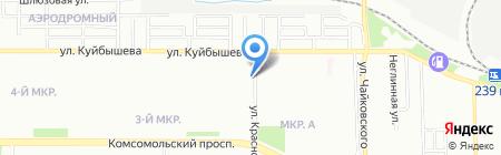 СантехЛидер на карте Челябинска