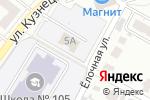 Схема проезда до компании Родничок в Челябинске