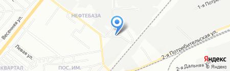 Эталон-СП на карте Челябинска