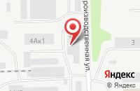 Схема проезда до компании Компания Элитный Сервис в Челябинске