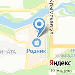 Oysho на карте Челябинска