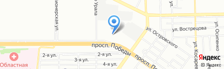 ЭТАЛОН ВЕСПРОМ на карте Челябинска