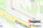 Схема проезда до компании Ветеринарный кабинет в Челябинске