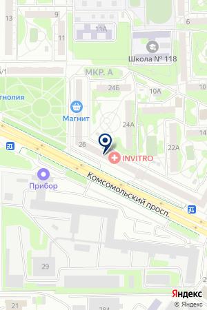 САЛОН ТЕПЛОВЫЕ СИСТЕМЫ на карте Челябинска