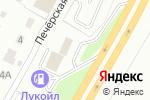 Схема проезда до компании Forward в Челябинске