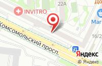 Схема проезда до компании Образовательный Центр «Меркомконсалтинг» в Челябинске