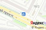 Схема проезда до компании МегаФон в Челябинске