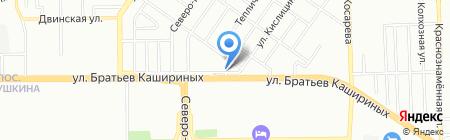 Mobil 1 центр на карте Челябинска