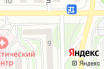 Схема проезда до компании ТЕХОСМОТР-174 в Челябинске