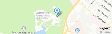 Brumby на карте Челябинска