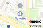 Схема проезда до компании ЛУКОЙЛ-ЛИКАРД в Челябинске