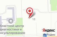 Схема проезда до компании Экопромбезопасность в Челябинске