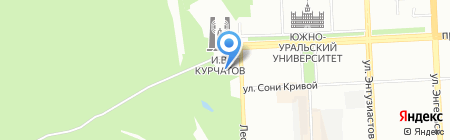 ЭкоФундамент на карте Челябинска