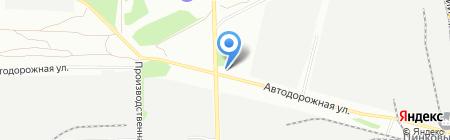 ЧелябТоргЗапчасть на карте Челябинска