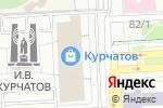 Схема проезда до компании Сигвей-парк в Челябинске