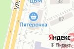 Схема проезда до компании Пункт приема платежей в Челябинске