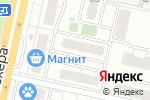 Схема проезда до компании ЖЭУ №3 в Челябинске