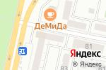 Схема проезда до компании Технодизель в Челябинске
