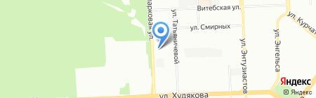 Банкомат БИНБАНК кредитные карты на карте Челябинска