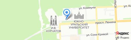Мам мне ко второй! на карте Челябинска