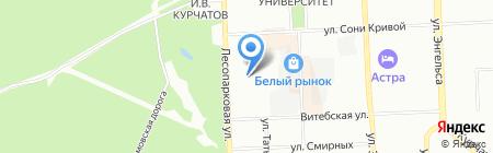 РЕКПОЛ на карте Челябинска