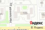 Схема проезда до компании REHAU в Челябинске