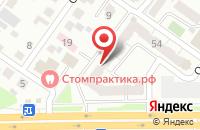 Схема проезда до компании Детка в Челябинске