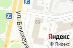 Схема проезда до компании Южно-Уральская Ассоциация Организаций Оценки Соответствия в Челябинске