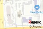 Схема проезда до компании СДЮСШОР №5 по лыжным видам спорта в Челябинске