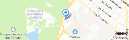 Context-seo на карте Челябинска