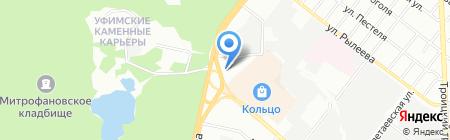 УралЭнергоРесурс на карте Челябинска