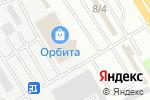 Схема проезда до компании Куры Гриль в Челябинске