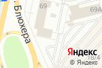 Схема проезда до компании Абсолют УЦ, ЧУ ДПО в Челябинске