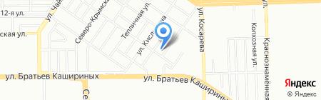 ВиОН на карте Челябинска