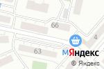Схема проезда до компании Дружная семья в Челябинске