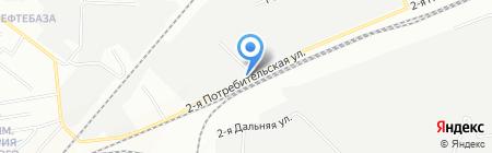 Сладкий Конди на карте Челябинска